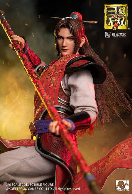 [RT-008] 1/6 Zhou Yu Action Figure by Ring Toys
