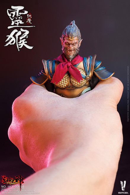 [VCF-3003B] 1:12 Monkey King Deluxe Edition by Very Cool