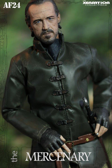 [XE-AF24] The Mercenary 1:6 Collectibles Figure by Xensation