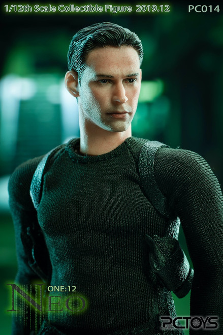 [PC-014] 1/12 The Hacker Killer Action Figure by Pocket Cosmos Toys
