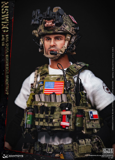 [DAM-78072] 1/6 DEVGRU Naval Special Warfare Development Group AOR2 VER by DAM Toys