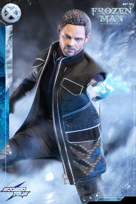 [SST-011] Frozen Man 1/6 Collectible Figure by SooSoo Toys