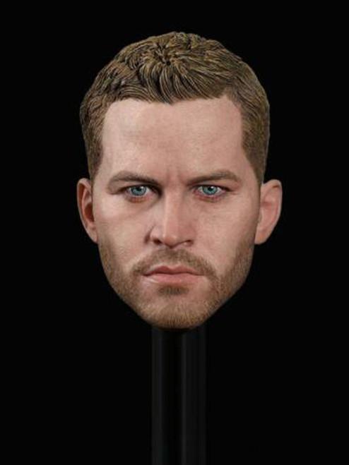 [GAC-028] 1:6 Male Head Sculpt by GACTOYS
