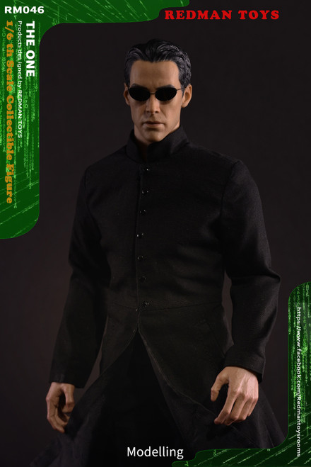 [RMT-046] The One 1/6 Action Figure by Redman