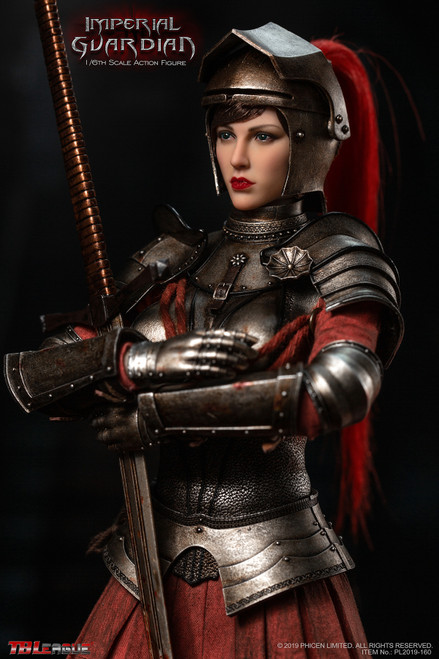 [PL2019-160] 1/6 Imperial Guardian Female Figure by TBLeague Phicen