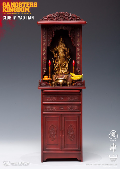 [DAM-GK019B] 1:6 YaoTian Tabernacle in Gangsters Kingdom by DAM TOYS