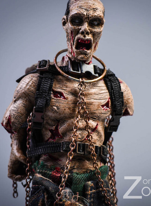 [PW-2012B] 1/12 Zombies Version B Action Figure by Pocket World