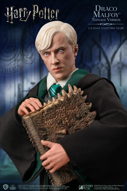 [SA-0082] 1/6 Draco Malfoy Teenager School Uniform in Harry Potter by Star Ace