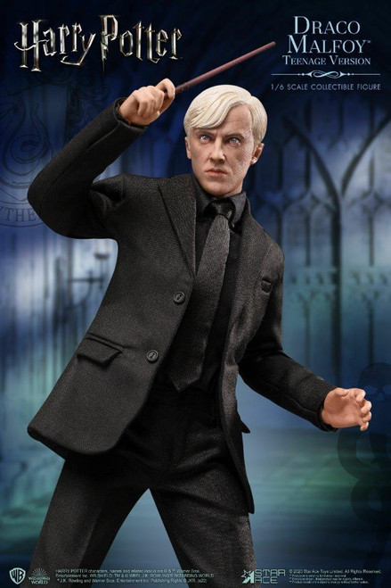 [SA-0084] 1/6 Draco Malfoy Teenager School Deluxe Version by Star Ace