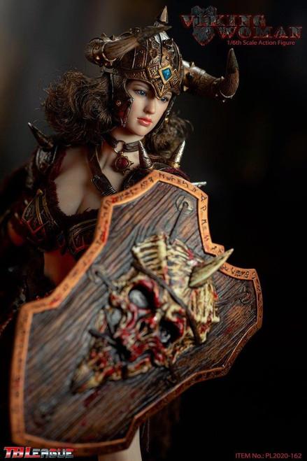 [PL2020-162] 1/6 Viking Woman Action Figure by TBLeague Phicen