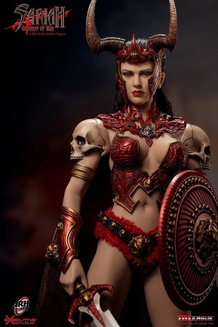 [PL2020-161] Goddess Of War Sariah 1:6 Scale Action Figure by TBLeague Phicen