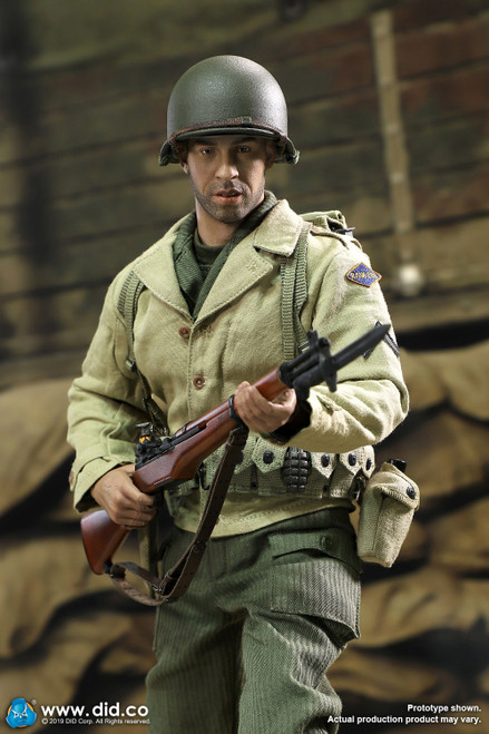 [DiD-A80140] 1/6 WWII US 2nd Ranger Battalion Series 1 Private Caparzo by DiD