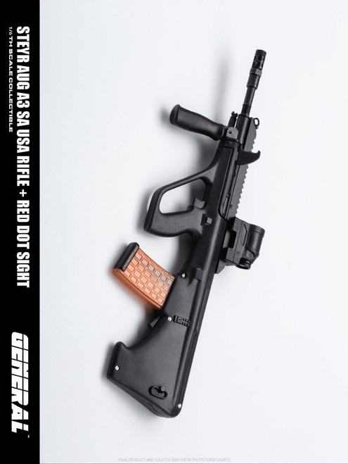 [GA-003] 1/6 Scale Steyr AUG SA A3 USA Rifle by General