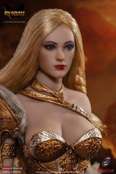 [PL2019-155] Skarah, The Valkyrie 1:12 Scale Figure by TBLeague Phicen