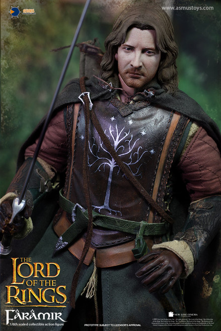 [ASM-LOTR026] 1/6 Faramir Figure in Lord of the Rings Movie by Asmus Toys