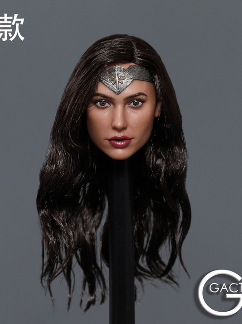[GAC-037A] 1:6 Women's Head Type A for HT1.0 Female Body by GACTOYS