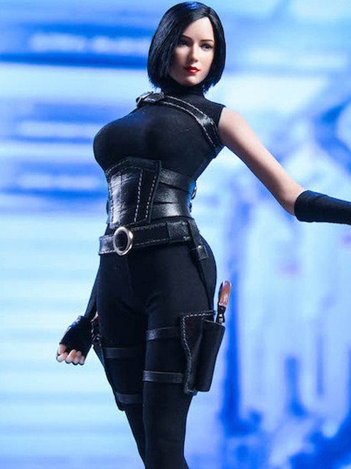 [VST-19XG62B] 1/6 Black Assassin Bodysuit  for TBLeague by VS Toys