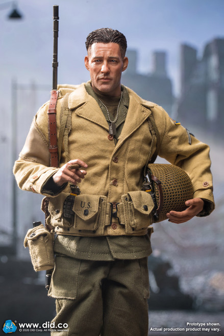 [DiD-A80141] 1/6 WWII US 2nd Ranger Battalion Series 2 - Private Reiben by DiD