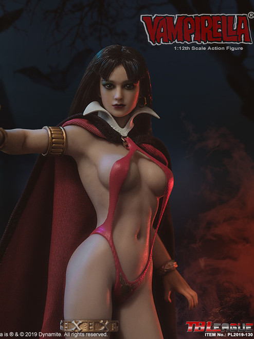 [PL2019-130] Vampirella 1:12 Scale Figure by TBLeague Phicen