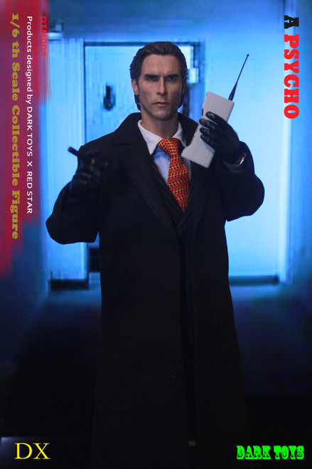 [DTM-003] A Psycho Deluxe Edition 1/6 Figure by Dark Toys