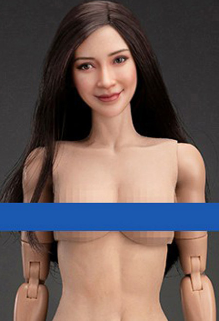 [VCF-FX10] Asia Youthful Beauty Head Sculpt + VC 3.0 Female Body Set by Very Cool