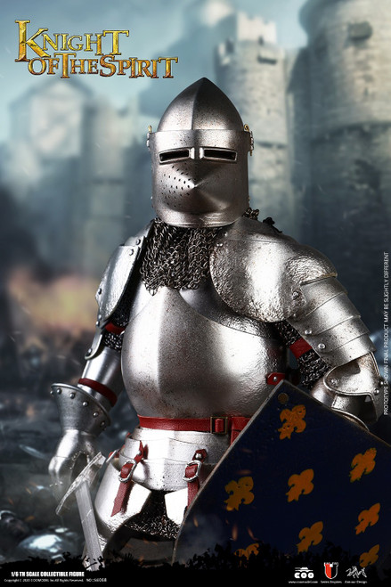 [CM-SE068] Die-Cast Alloy Knight of the Spirit 1:6 Figure by COO Model