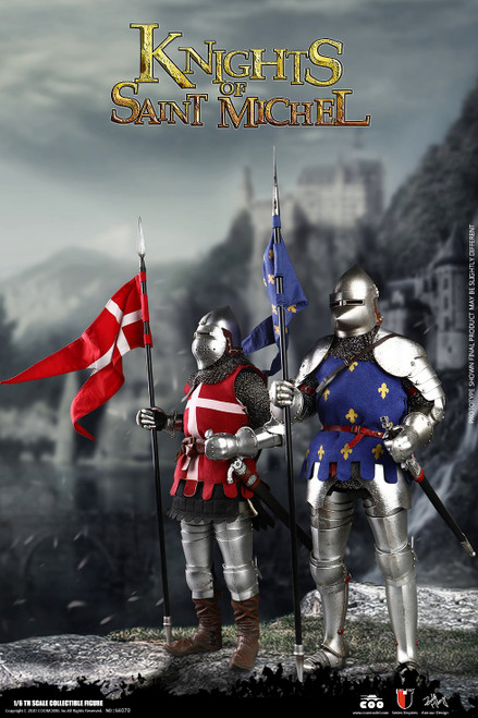 [CM-SE070] 1/6 Knight of Bachelor and the spirit Saint Michel Set Twin Set by COO Model