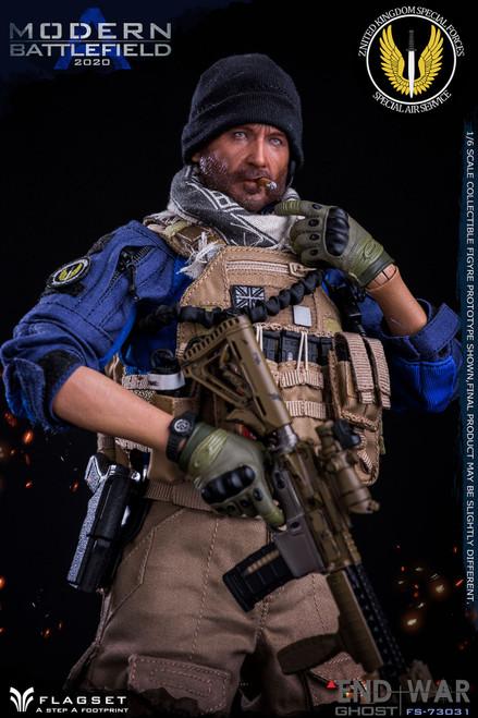 [FS-73031] 1/6 Modern Battlefield End War A Figure by FLAGSET