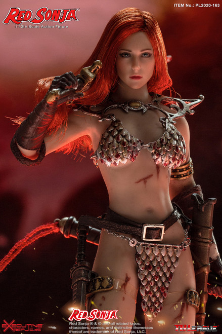 [PL2020-163] Red Sonja 1:12 Scale Figure by TBLeague Phicen