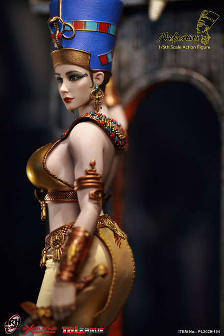 [PL2020-164] Egypt's Nefertiti 1:6 Scale Action Figure by TBLeague Phicen
