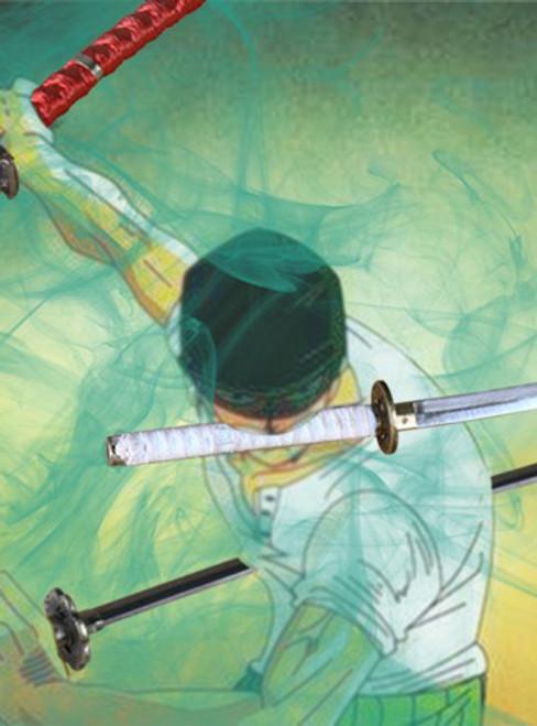 [TIT-TP001] 1/6 Japanese knife Swords Katana by TIT Toys