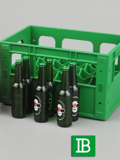 [ZY-3010B] 1/6 Beer Crates & Bottles by ZY TOYS