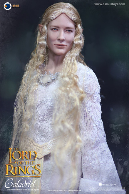 [ASM-LOTR019] 1/6 Galadriel Figure in Lord of the Rings Movie by Asmus Toys