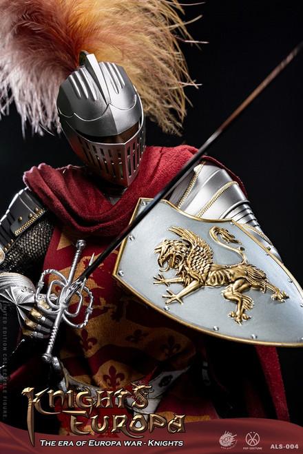 [POP-ALS004] The Era of Europa War Griffin Knight by POP Toys