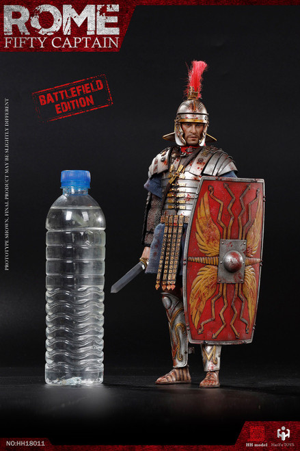 HH MODEL HH18011 ROME Empire Corps-Captain Captain Fifty 1//6 FIGURE Battlefield
