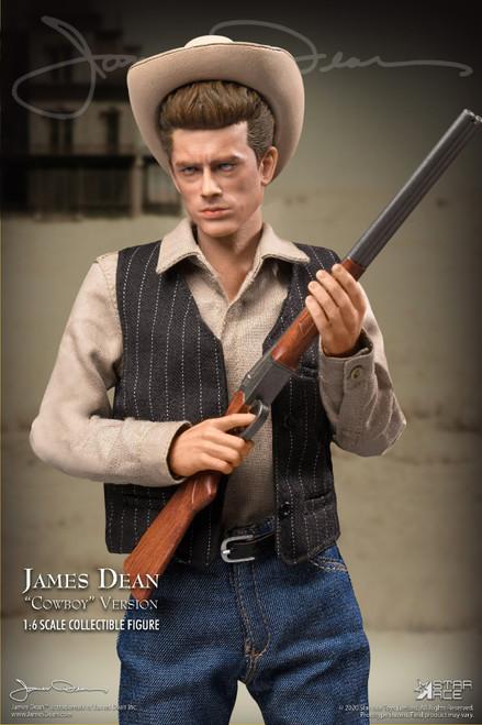 [SA-0088] Star Ace 1/6 James Dean Cowboy Version Figure