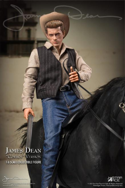 [SA-0089] Star Ace 1/6 James Dean Cowboy Deluxe Version