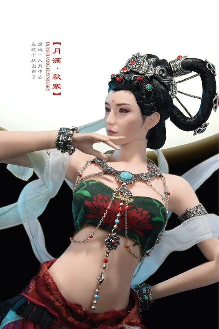 [LXF-BLX201B] Lucifer 1/6 Dunhuang Flying Sky Figure