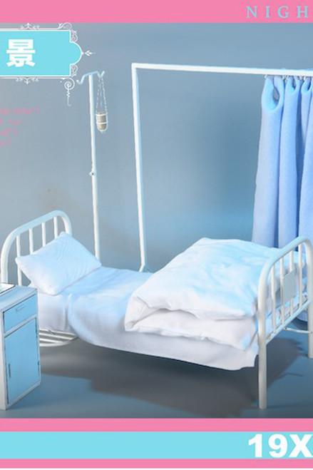 [VST-19XG64A] VS Toys 1/6 Patient Bed