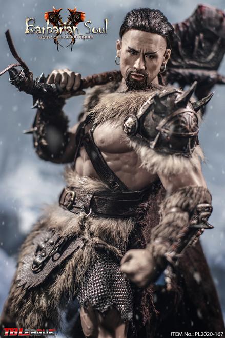 [PL2020-167] TBLeague Phicen Barbarian Soul 1:6 Scale Action Figure