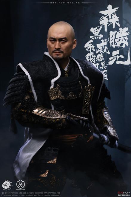 [POP-EX030A] 1/6 POPTOYS Benevolent Samurai Figure Standard Version