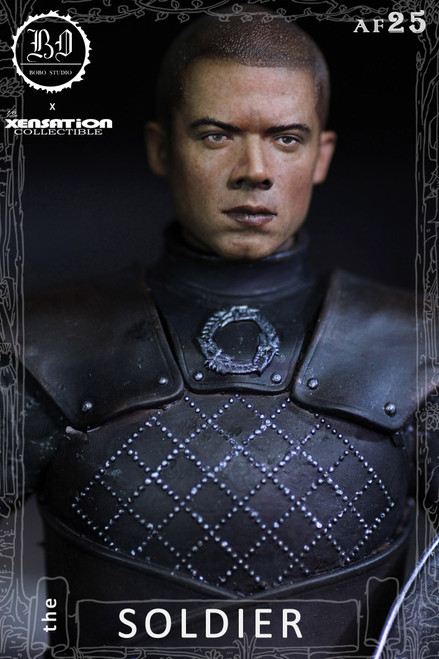[XE-AF25] Xensation Collectible X BoBo Studio 1/6 The Solider
