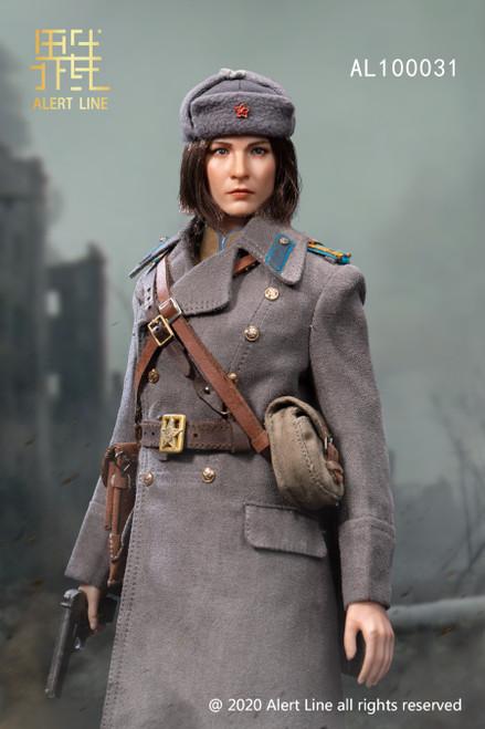 [AL-100031] Alert Line 1:6 NKVD Police Figure
