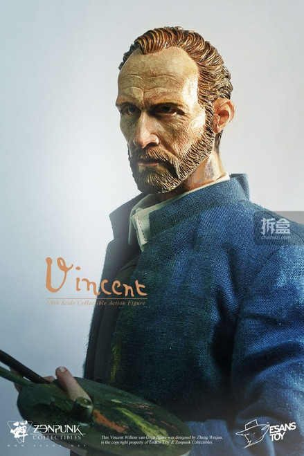 [ZEN-VG01] 1:6 EsansToy x Zenpunk Great Master Vincent Willem van Gogh