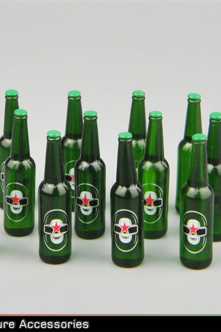 [ZY-3011B] 1/6 Beer Bottles by ZY TOYS