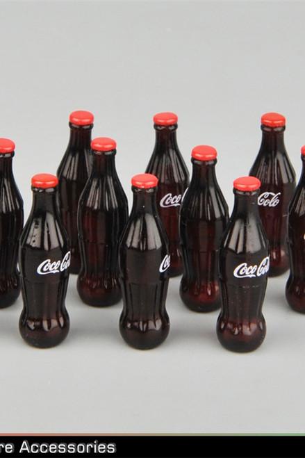 [ZY-3011A] 1/6 Soda Bottles by ZY TOYS