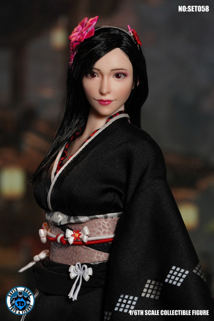 [SUD-SET058] Super Duck 1/6 Fantasy Fighting Set kimono Version for TBLeague S10D Body