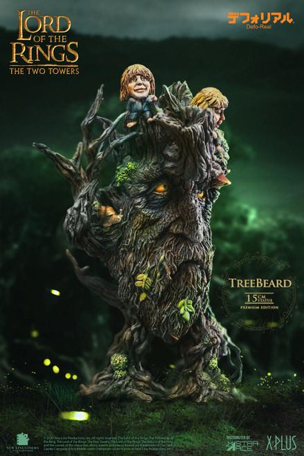 [SA-6042] Star Ace DF TreeBeard 15cm Polyresin Defo-Real Series Statue