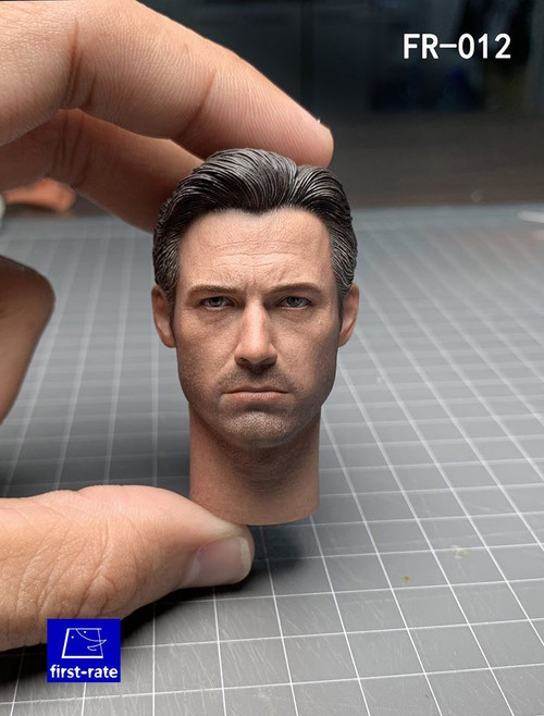 [FR-012] 1/6 Action Figure Ben Head by First-Rate