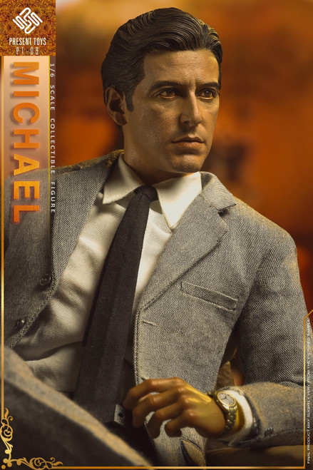 [PST-SP09] 1/6 The Second Mob Boss Figure by Present Toys